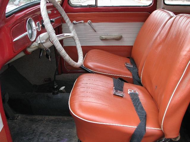 ... 1964 Air Cooled VW Bug Interior | By Left Coast Classics U0026 Exotics