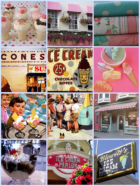Lollishops Inspirations Retro Ice Cream Parlor 1 Ice