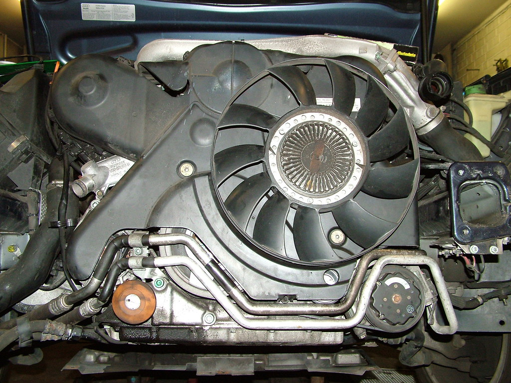 Audi A6 2 5 Tdi Water Pump Replacement Reg Mckenna