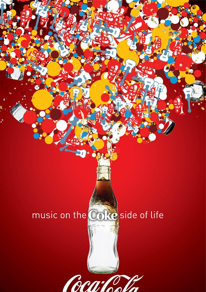 coke side of life cocacola art remix cocacola side of
