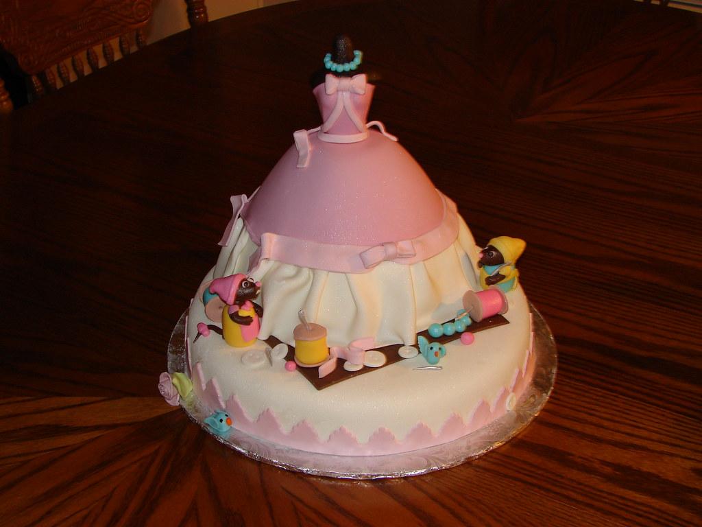 Cinderella Cake Pan