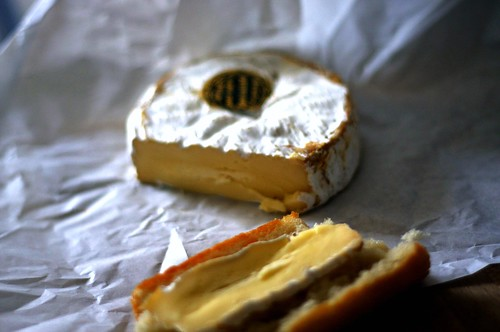 camembert from the farmers' market | by smitten kitchen