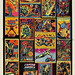 Marvel Super Heroes Blacklight Posters