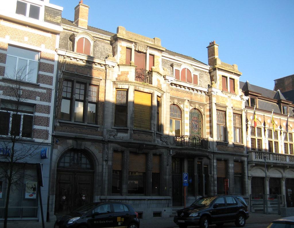 Huis van winckel dendermonde het huis van winckel aan de flickr - Huis van de cabriolet ...