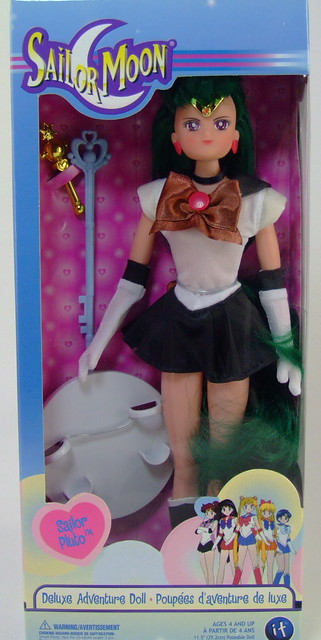sailor moon pluto irwin toys v 2