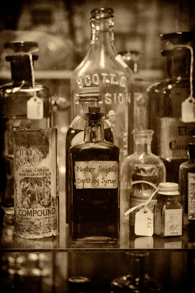 Laudanum - Words and Ideas