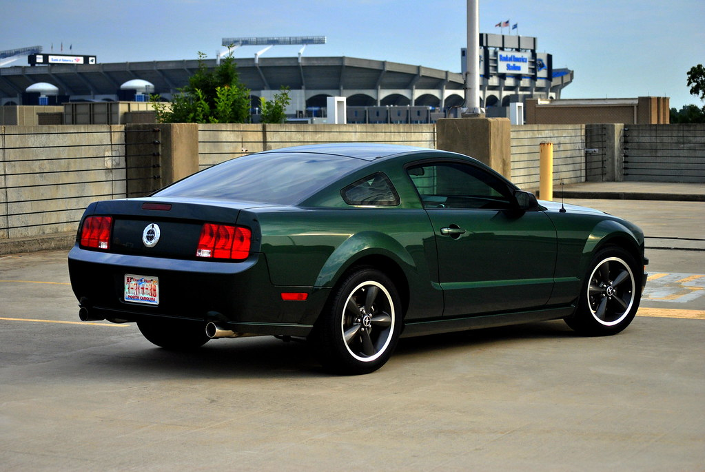 2008 mustang bullitt my 2008 mustang bullitt with the. Black Bedroom Furniture Sets. Home Design Ideas