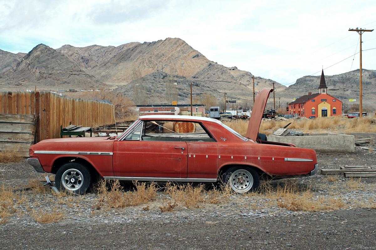 Skylark, Windover, Utah