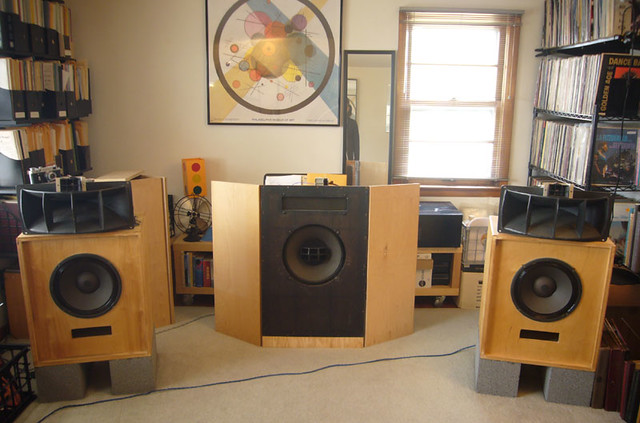 Vintage Altec Stereo Altec 414 12 Quot Woofers In 614