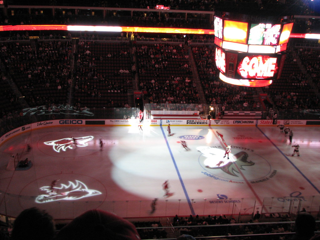 phoenix coyotes arena v - photo #10