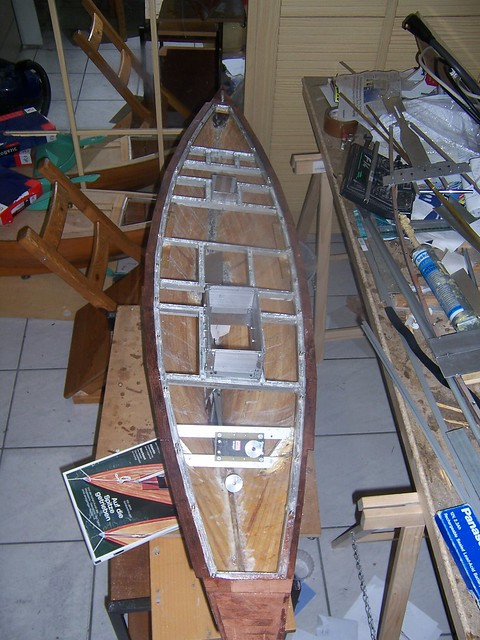 Building my Sailboat Carina from scratch 2858587097_a69680db6f_z