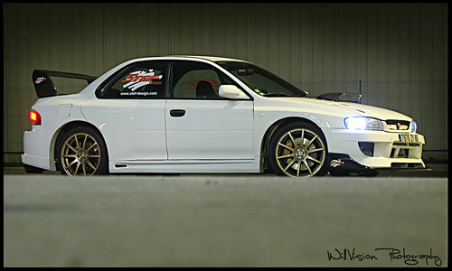 jdm subaru impreza gt turbo 22b style flickr photo sharing. Black Bedroom Furniture Sets. Home Design Ideas