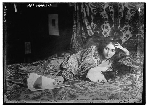 Napierkowska  (LOC) | by The Library of Congress