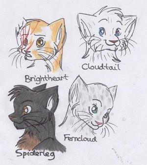 Flick Warrior Cats