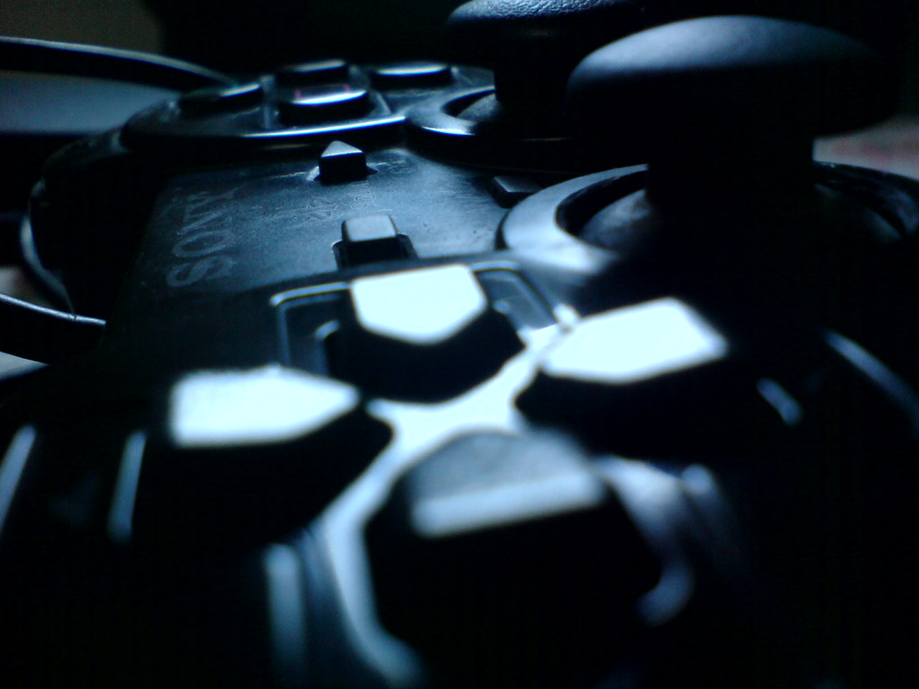 Gamer Thug Controller Hd Wallpapers: Playstation 2 Controller/joystick.