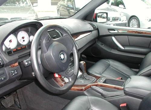 2004 Bmw X5 4 8is 5 The Front Interior Steven Brito