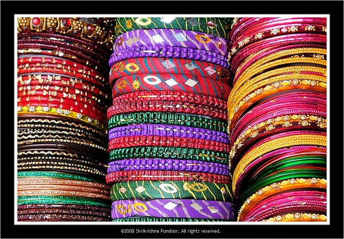 Colors of joy : Bangles of India | by Shrikrishna Pundoor