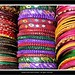 Colors of joy : Bangles of India