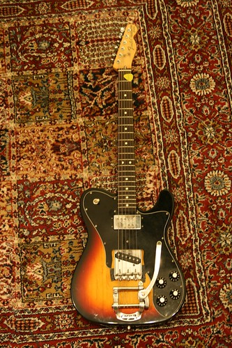 Telecaster Custom 72 With Bigsby Tremolo Flickr Photo