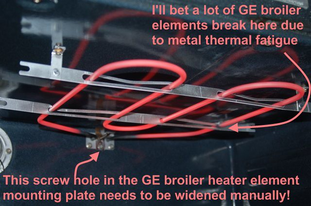 Ge Oven Oven Element For Ge Spectra