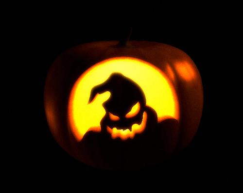 Oogie Boogie Pumpkin Template Oogie Boogie Te...