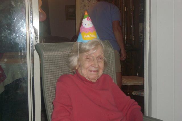 Great Grandmas Party Hat