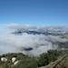 Clouds on Mt. Hamilton
