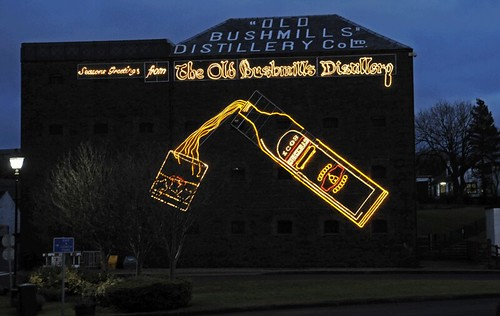 Seasons Greetings from The 'Old Bushmills' Distillery | by ...