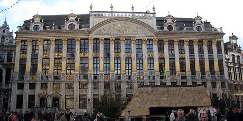 Huis van de hertogen van brabant brussel flickr photo sharing - Huis van het wereldkantoor newport ...