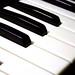 Piano Keyboard (Stock photo by rxleal)
