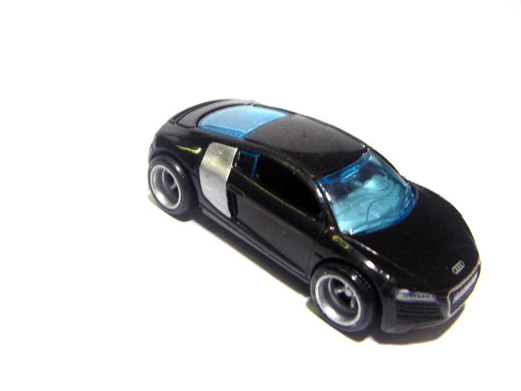 Audi R8 Hot Wheels Hot Wheels Audi R8 Custom Job On The
