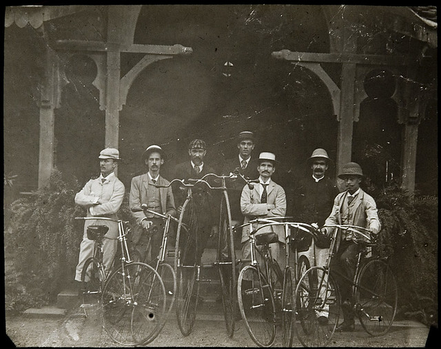 Bombay Bicycle Club? Penny farthings and other vintage cyc ...