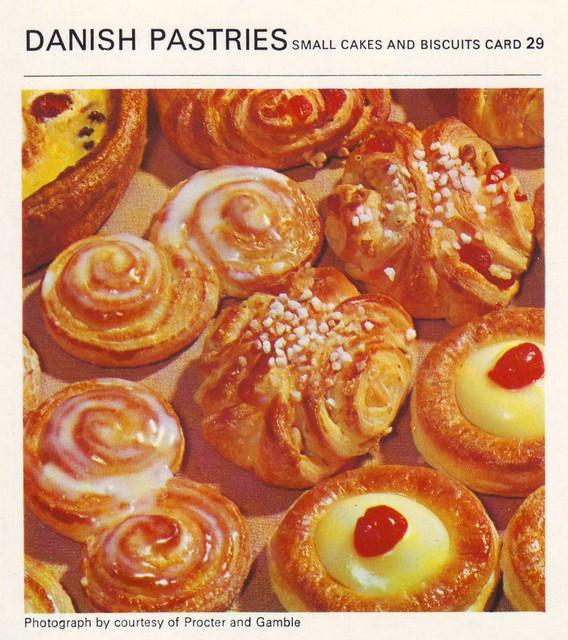 Danish Biscuit Cake