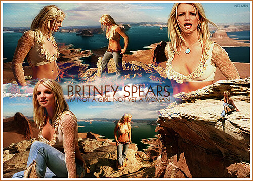 britney spears - i'm not a girl, not yet lyrics | azlyrics.biz