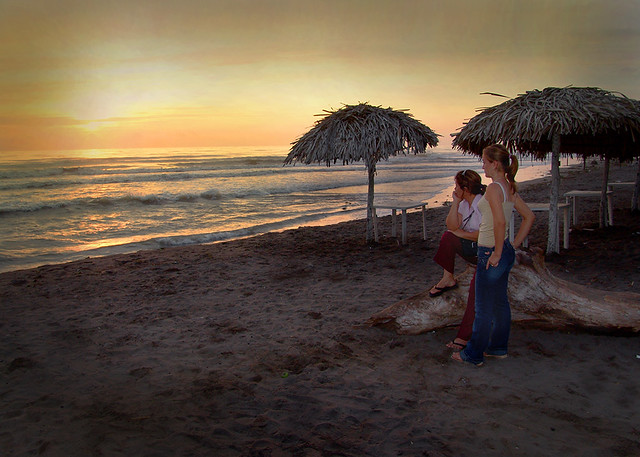 Playa de casitas veracruz alfredo garza flickr - Casitas de playa ...