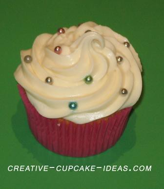 Cupcake Decorating Ideas With Sprinkles