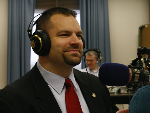 Adam Salina, Mayor of Berlin | by WNPR - Connecticut Public Radio