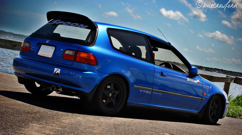 New Honda Civic >> Jon's JDM EG6. | Kyle Crawford | Flickr
