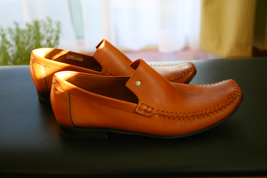Ted Baker Shoes Mens Brown