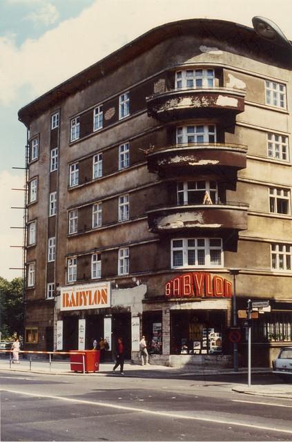 Berlin Kino Babylon 1989   Flickr - Photo Sharing!  Berlin Kino Bab...