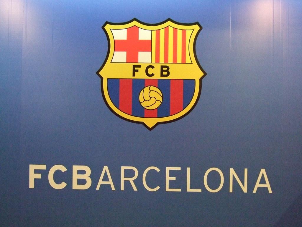 Fc barcelona the logo of football club de barcelona for Club de fumadores barcelona