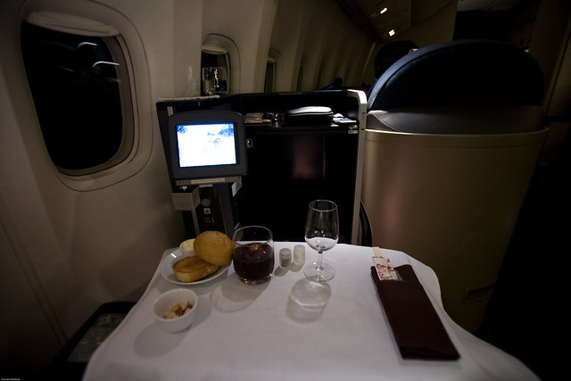 United Airlines First ClassUnited Airlines First Class