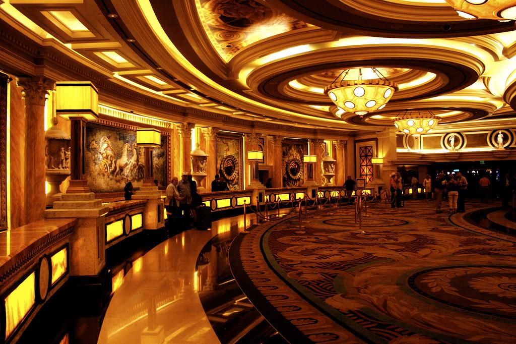 Caesar s Palace Front Desk Las Vegas