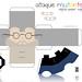 Steve Jobs paper-toy