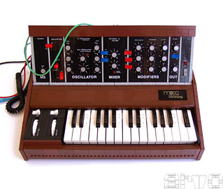 Minimoog | by The Arvo Brothers