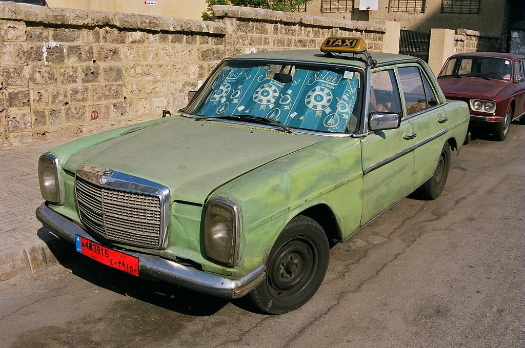 Old mercedes taxi beirut lebanon ian cowe flickr for Mercedes benz lebanon