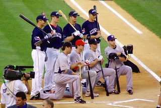 MLB 2008 All-Star Game - Home Run Derby - contestants | by Al_HikesAZ