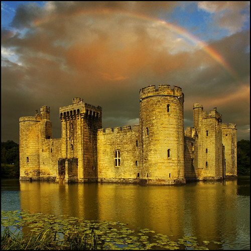 Moods over Bodiam | by adrians_art