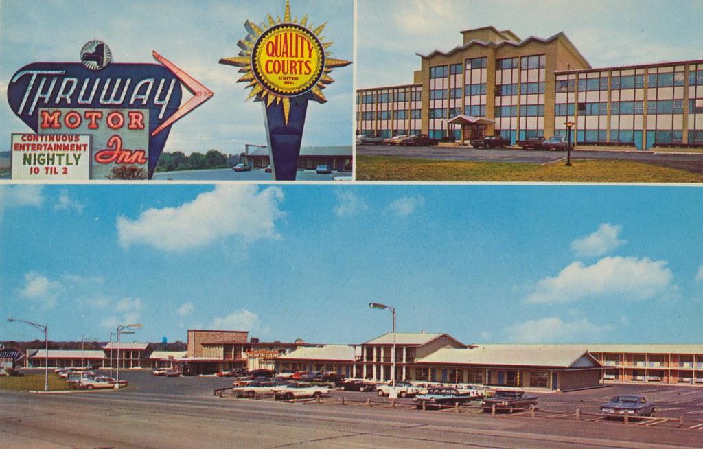 Thruway Motor Inn Albany New York New York State