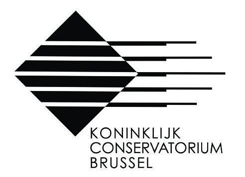 logo koninklijk conservatorium brussel erasmushogeschool